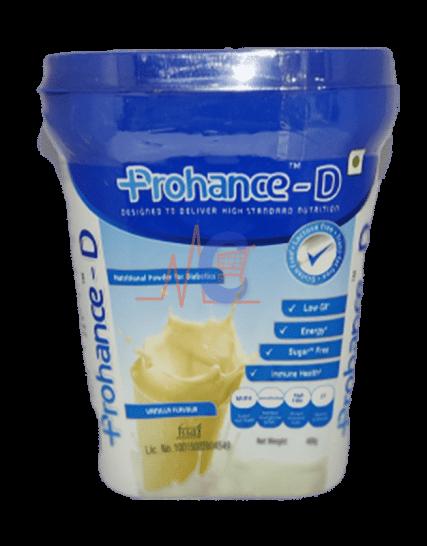 Powder Prohance D (Vallina)